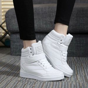 SNEAKER HEELS! Size 9! Brand new! Prices to sell!